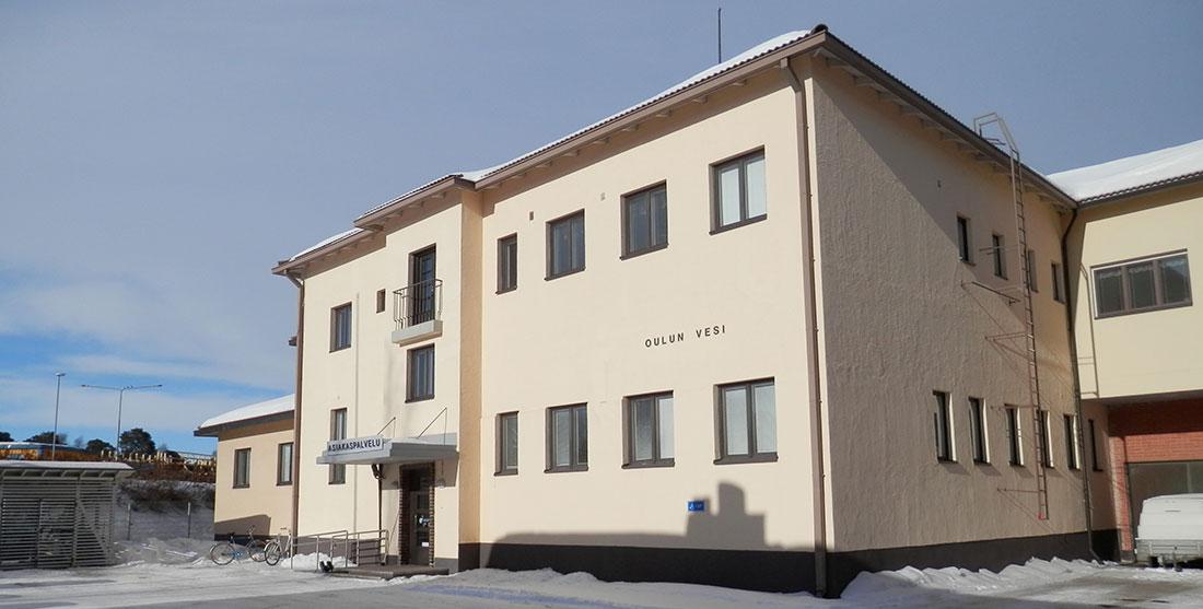 Oulun Vesi Hinnasto